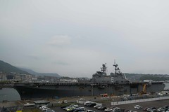 USS Bonhomme Richard's Last Time in Sasebo (SurfaceWarriors) Tags: bhr homeportshift lhd6 ussbonhommerichard sasebo japan