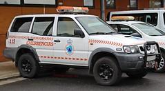 Protección Civil A Estrada (emergenciases) Tags: emergencias españa 112 vehículo proteccióncivil aestrada concellodaestrada concellodelaestrada pontevedra galicia nissan patrol pc todoterreno
