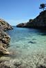 Caletta - Cove. (sinetempore) Tags: lecce acquaviva acquavivamarittima cala caletta mare sea adriatico mareblu bluesea paesaggio landscape rocce rocks salento puglia cove
