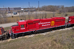 CP 6306 (Trainboy03) Tags: canadian pacific cp 6306 silvis illinois il