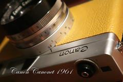 canonet_21 (ppana) Tags: canon canonet ql 1961 camera film