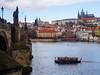 Charles Bridge, Prague, Czech Republic (yuyugreen) Tags: チェコ プラハ ヨーロッパ 旅行 街 首都 風景 czech prague europe travel city capital landscape