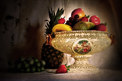 Still Life with Fruit 2 (andycurrey2) Tags: stilllife food fruit colours light shade