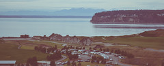 Cinematic (Austinj329) Tags: chambers bay washington puget sound tacoma university place water mountain mountains car cars