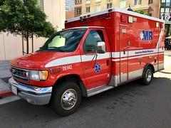 AMR (Squad 37) Tags: ambulance amr ems paramedic ford