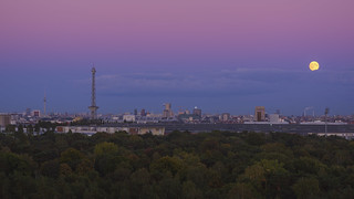 Full Moon in Berlin