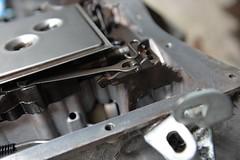 Turbo Hydra-matic 350 (pontfire) Tags: 1970 pontiac firebird v8 350 automatic gearbox boîte de vitesse automatique