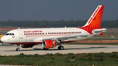 Air India Airbus A319 VT-SCS Bangalore (BLR/VOBL) (Aiel) Tags: airindia airbus a319 vtscs bangalore bengaluru