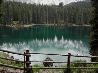 Lago di Carezza  - Bolzano  -  Italia
