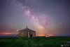 St Aldhelms Chapel (tonywoodphotography.com) Tags: astro a7r batis zeiss coast dorset chapel sky night photography milky way stars landscape seascape sony carl long exposure