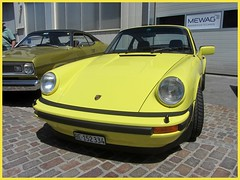 Porsche Carrera 3.0 (v8dub) Tags: porsche carrera 3 schweiz suisse switzerland bleienbach german pkw voiture car wagen worldcars auto automobile automotive aircooled youngtimer old oldtimer oldcar klassik classic collector
