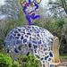 La Tempérance (Le Jardin des Tarots de Niki de Saint Phalle à Capalbio, Italie)