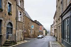 Rue Rallier (Yuri Rapoport) Tags: 2015 fougères illeetvilaine bretagne brittany france
