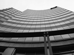 Ottawa, Ontario, Canada (duaneschermerhorn) Tags: architecture building skyscraper structure highrise architect modern contemporary modernarchitecture contemporaryarchitecture black white blackandwhite blackwhite bw noire noir blanc blanco schwartz weiss city urban downtown