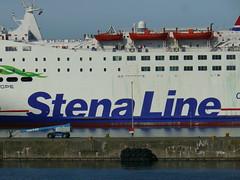 18 04 28 Stena Europe Rosslare (2) (pghcork) Tags: rosslare stenaline stenaeurope ferry ferries wexford ireland 2018