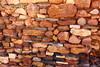 Manposteria (alvaro.foto) Tags: sacedoncillo aldea abandonada guerra civil tamajon guadalajara muro ruinas manposteria