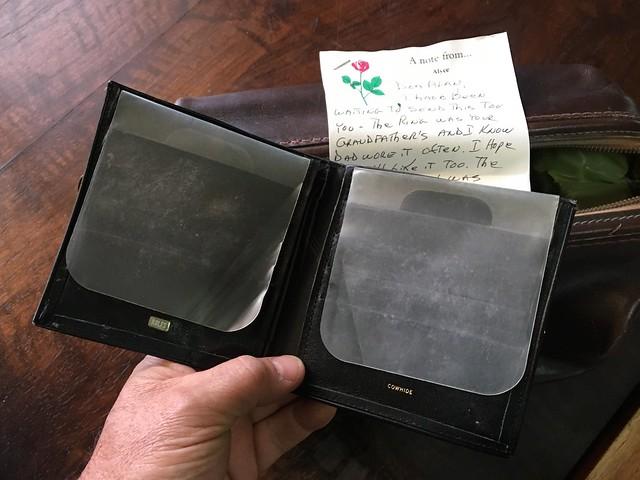 Dad's Last Wallet