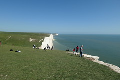 Seven Sisters (eyair) Tags: ashmashashmash uk england sussex sevensisters cliff whitecliffs