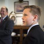 Preston Sharp tours the Pentagon thumbnail