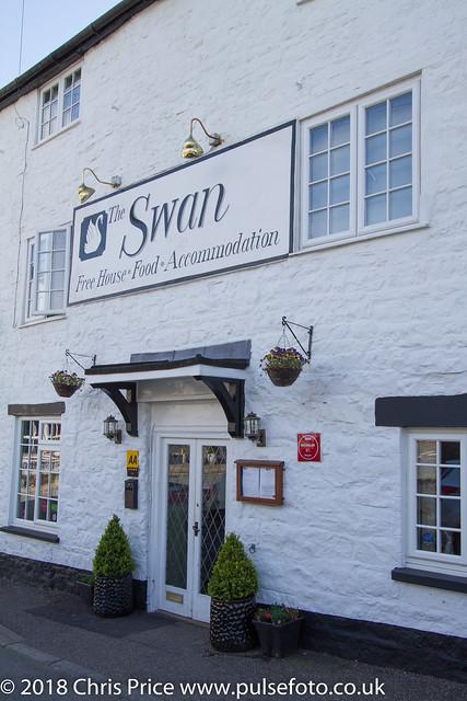 The Swan, Bampton, Devon
