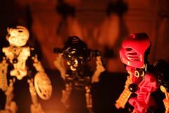 The Gathering: Image 2 (Toa Slim 2014) Tags: lego bionicle tahu lewa pohatu gali onua kopaka toa mata toy toyphotography photography canoneos750d