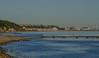 The view from Hittarp towards Helsingborg (frankmh) Tags: landscape sea water beach view hittarp helsingborg skåne sweden