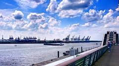 2016-05-28 11 Altona Elbe Anleger, Dockland (kaianderkiste) Tags: germany hamburg altona dockland elbe hafen port harbour