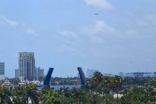 Las Olas Boulevard Bridge, Fort Lauderdale, Florida