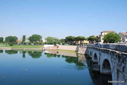 Ріміні Міст Тіберія InterNetri Італія 2011 179