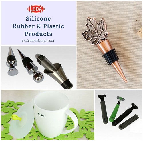Silicone Rubber & Plastic Products