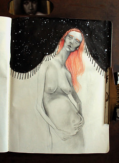 Moleskine Sketchbook 2