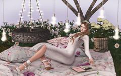 L178 (JoJo Delvalle - Photographer & blogger) Tags: secondlife game virtual doll doux kitja candydoll entangledposes cosmopolitan tarte collabor88 peaches
