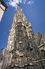 Stephansdom (Tigra K) Tags: wien austria at 2017 architecture church city gothic spire tiles tower vienna