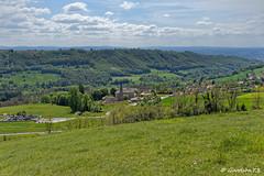 Village de Gresin - Savoie (Lumières Alpines) Tags: didier bonfils dgoodson goodson73 yenne saint genix sur guiers compostelle st jacque rhone rando gresin savoie village