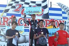 Awards ceremony_013_R (htskg) Tags: 新東京 チャレンジカップ karting race 表彰式 challengecup