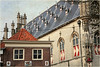 Stadhuis, Hôtel de Ville, Middelbourg, Walcheren, capitale de la province de Zélande, Nederland (claude lina) Tags: claudelina nederland paysbas hollande zeeland zélande middelbourg ville town architecture hôteldevillemiddelbourg stadhuismiddelbourg