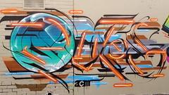 Putos... (colourourcity) Tags: streetart streetartaustralia streetartnow graffiti melbourne burncity awesome colourourcity nofilters original walkingthestreets burner heater letters putos acm artcrushmob