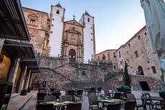 Plaza de San Jorge (Afotos Amanta) Tags: pla plaza san jorge cáceres extremadura viajes turismo iglesia