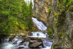 "Granite Falls on Granite Creek (jimgspokane) Tags: granitecreek granitefalls mountains forests camping trees creeks waterfalls washingtonstate ""nikonflickraward"""