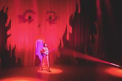 St. Vincent @ Manchester Apollo 18.10.17 (eskayfoto) Tags: panasonic lumix lx3 gig music concert live manchester band tour stage lightroom apollo manchesterapollo pop rock fearthefuturetour o2apollomanchester o2apollo theapollo stvincent annieclarke p1640512editlr p1640512