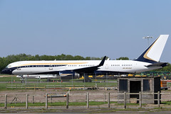 M-RISE (GH@BHD) Tags: mrise boeing 757 757200 752 b757 b752 talosaviation stn egss londonstanstedairport stanstedairport aircraft aviation airliner bizjet corporate executive