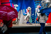 Street Photography: Contrast (Frederik Trovatten) Tags: bikini summer winter umbrella umbrellas colors color contrast street photography photo streetphoto streets rain rainy opposite x100f fuji fujifilm
