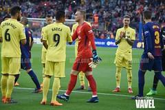 DSC_0848 (VAVEL España (www.vavel.com)) Tags: fcb barcelona barça blaugrana culé azulgrana villarreal submarino amarillo liga campeones pasillo iniesta fútbol primera