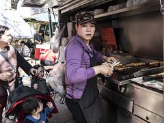 Street Eats (J MERMEL) Tags: genres people portraits vendor grilled meat fast food