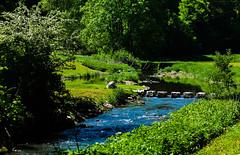Schmeiental (PinoyFri) Tags: fluss flusslauf schmiecha schmeie stettenakm natur schwäbischealb morgensonne rivière bach naturpark park enseada creek auenlandschaft aue meadowlands nikond3400 tamron70300