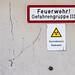 Kernkraftwerk Lubmin: Feuerwehr Gefahrengruppe III - Kontrollbereich Radioaktiv