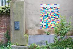 Significance (Mister Rad) Tags: nikond600 nikon50mmf14g london farringdon stjohnsgardens mural publicart