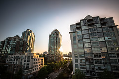 May 12, 2018. (Amanda Catching) Tags: today longexposure light city skyline vancouver