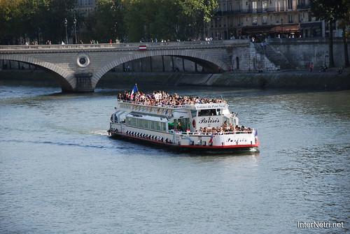 Париж Сена InterNetri  France 109