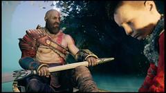 God of War_20180511135752 (DavinAradit) Tags: god of war 4 2018 ps4 kratos norse mythology world serpent leviathan axe atreus photo mode playstation santa monica studios